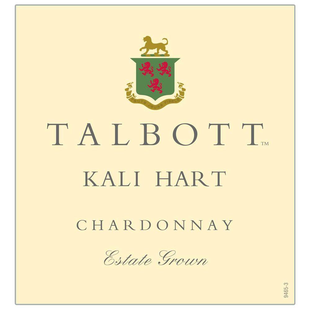Talbott Kali-Hart Chardonnay 2017