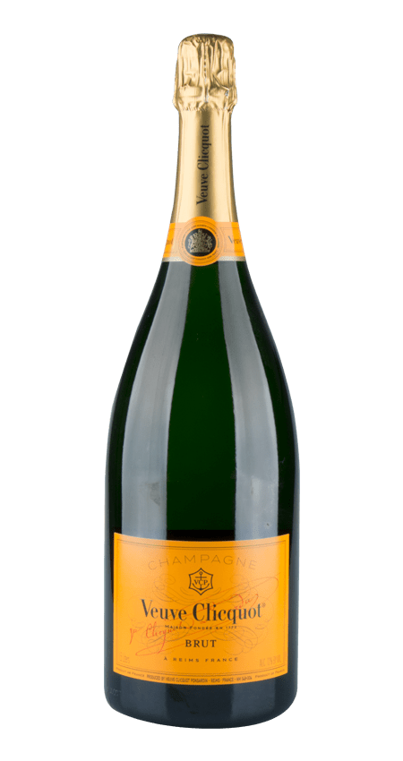 Veuve Clicquot Yellow Label Brut Champagne NV Magnum (1.50 Liter)