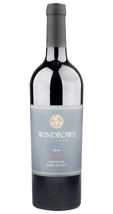 Windrows Cellars 2016 Oakville Napa Valley Red Blend