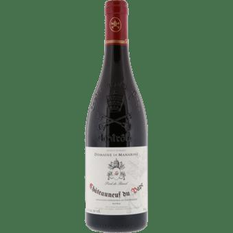 2016 Domaine La Manarine Chateauneuf Du Pape Rouge Pied De Baud
