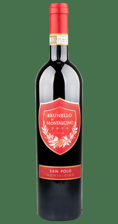 93 Pt. San Polo Brunello di Montalcino 2014