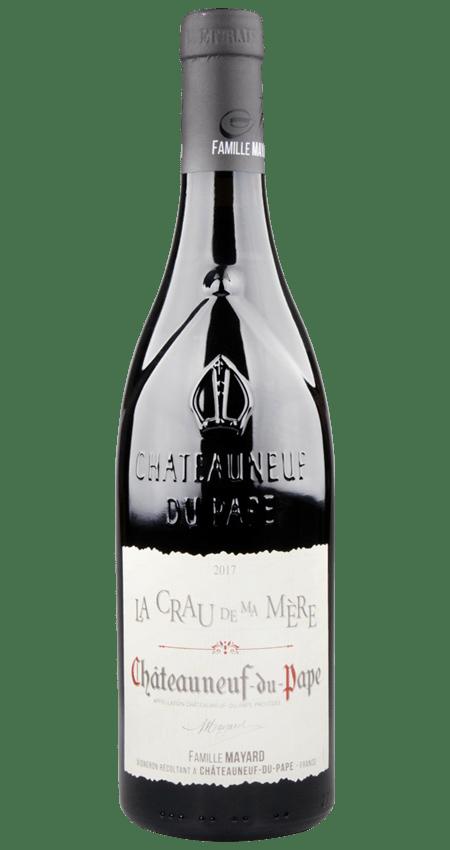 94 Pt. Châteauneuf-du-Pape 2017 Famille Mayard La Crau de Ma Mère