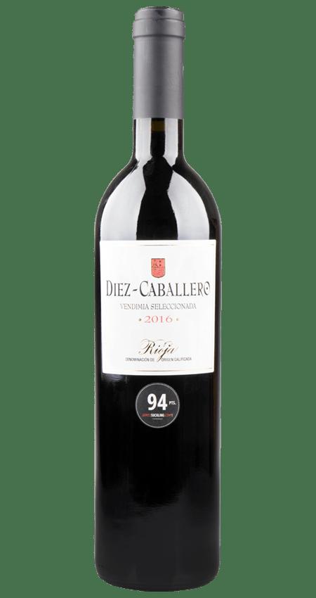 Díez-Caballero Rioja Vendimia Seleccionada 2016