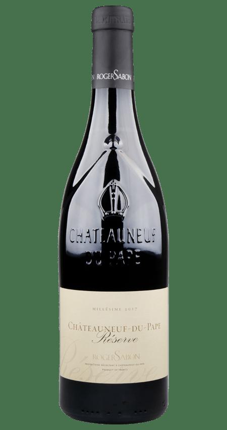 95 Pt. Châteauneuf-du-Pape Domaine Roger Sabon Réserve 2017