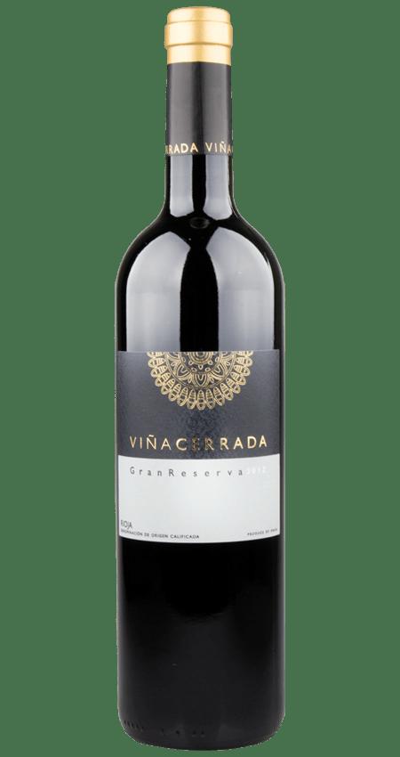 95 Pt. Rioja Gran Reserva 2012 Bodegas Ugalde Viña Cerrada