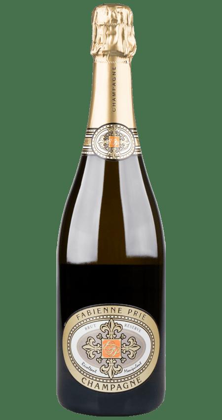 Champagne Fabienne Prié Brut Réserve NV