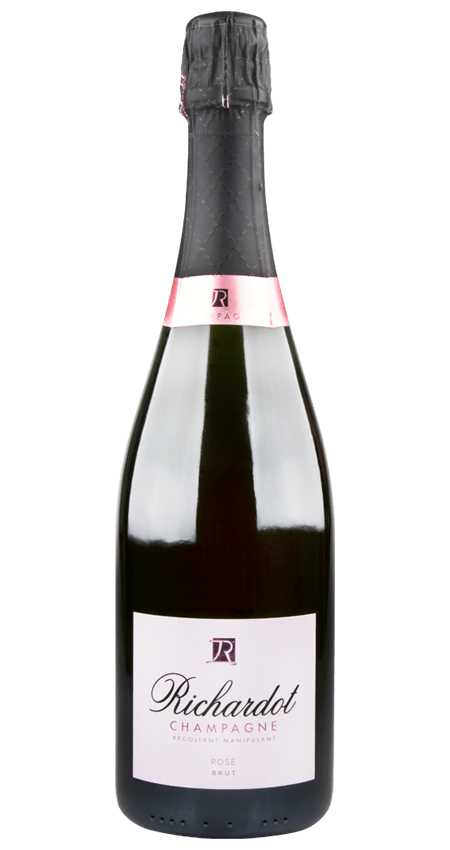 Champagne Richardot Rosé Brut NV