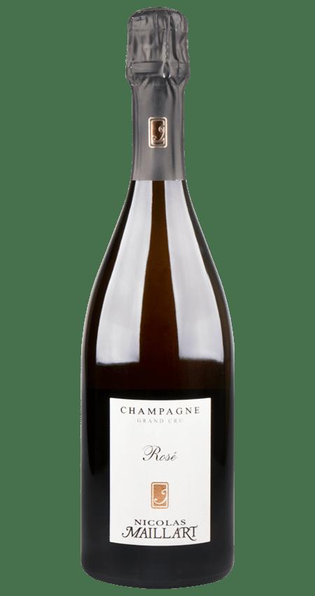 Grand Cru Rosé Champagne NV Nicolas Maillart
