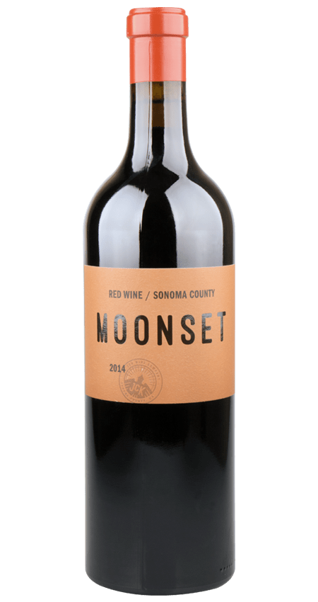 Moonset Sonoma County Red Blend 2014
