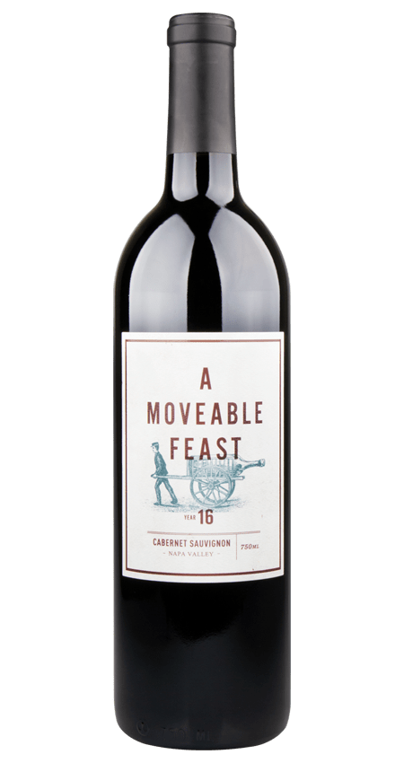 Napa Valley Cabernet Sauvignon 2016 A Moveable Feast