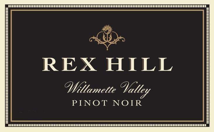 Rex Hill Willamette Valley Pinot Noir (375ML half-bottle) 2016
