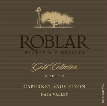 Roblar Gold Collection Cabernet Sauvignon 2018
