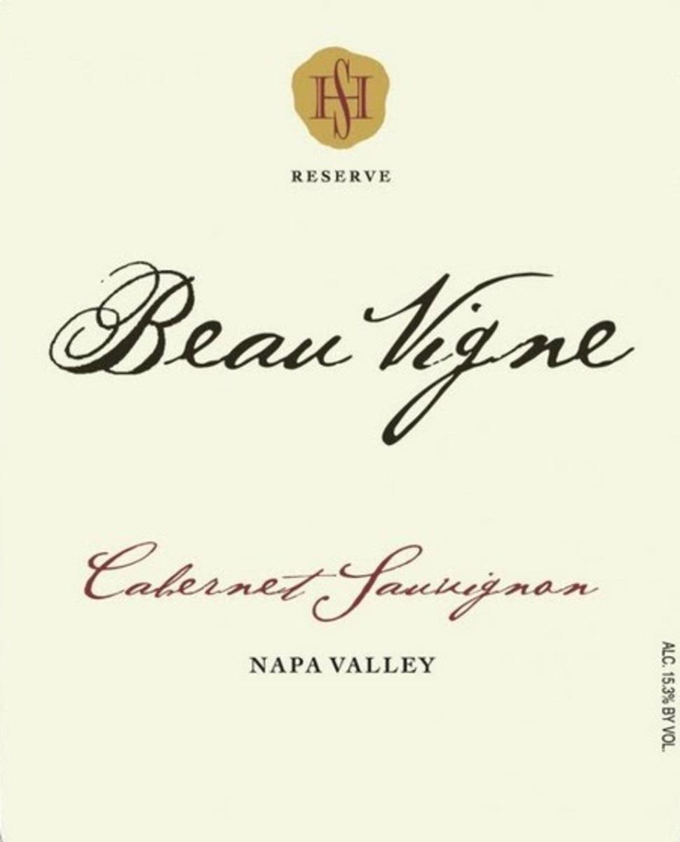 Beau Vigne Reserve Cabernet Sauvignon 2017