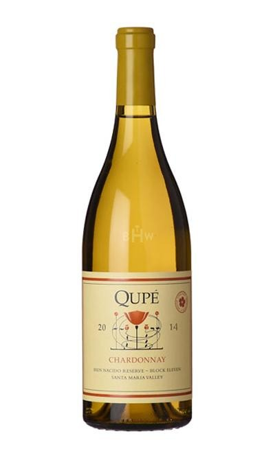 2014 Qupe Chardonnay Bien Nacido Block 11 Santa Barbara