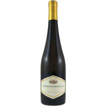 2018 Poggiobello Pinot Grigio