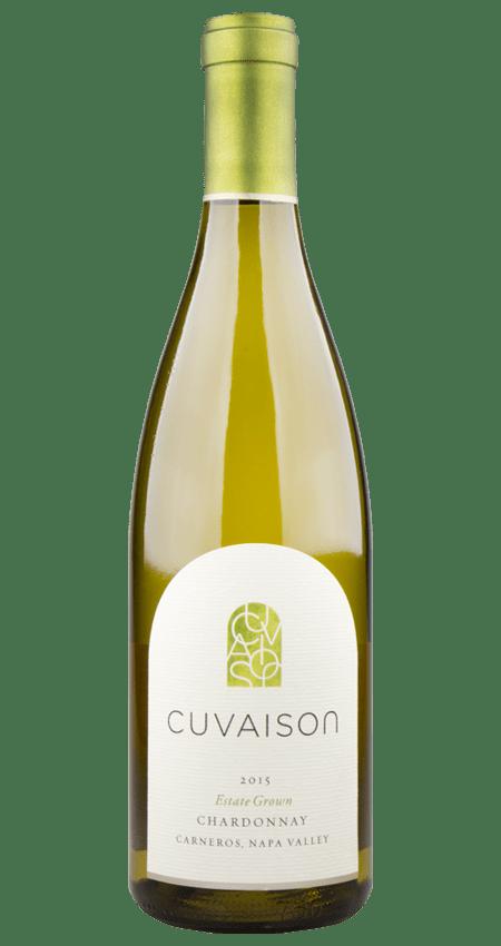 Cuvaison Estate Chardonnay Napa Valley 2015