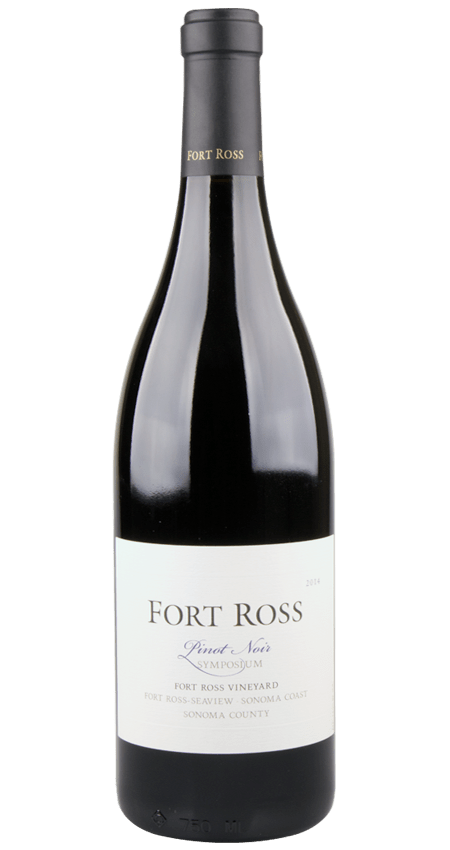 93 Pt. Fort Ross Pinot Noir Sonoma Coast 2014 Symposium