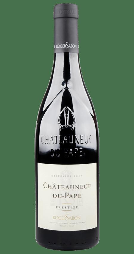 96 Pt. Châteauneuf-du-Pape Domaine Roger Sabon Cuvée Prestige 2017
