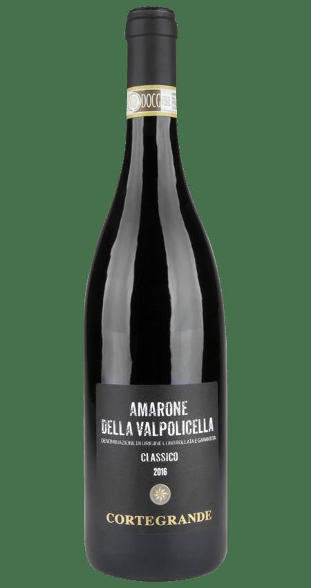 Amarone della Valpolicella Classico 2016 Corte Grande