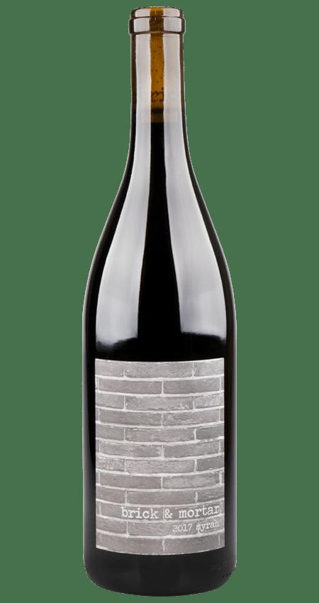 Brick and Mortar Wines West Block Syrah 2017 Sonoma Coast