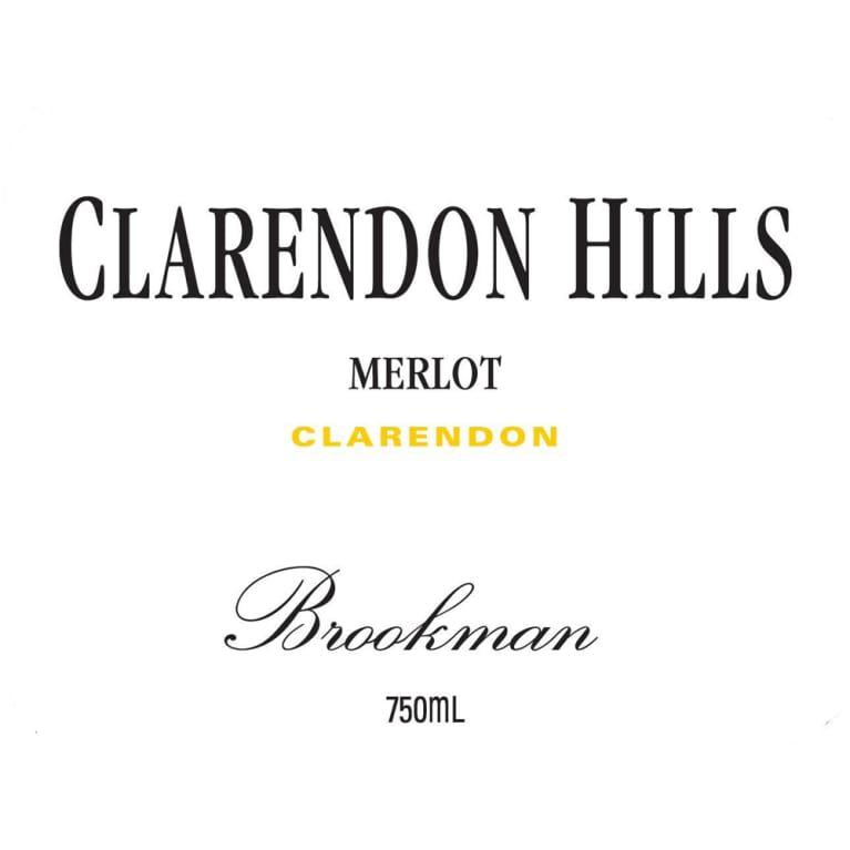 Clarendon Hills Brookman Merlot 2011