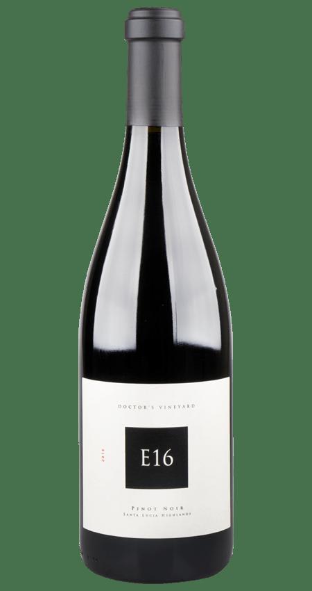 E16 Santa Lucia Highlands Pinot Noir Doctor's Vineyard 2016