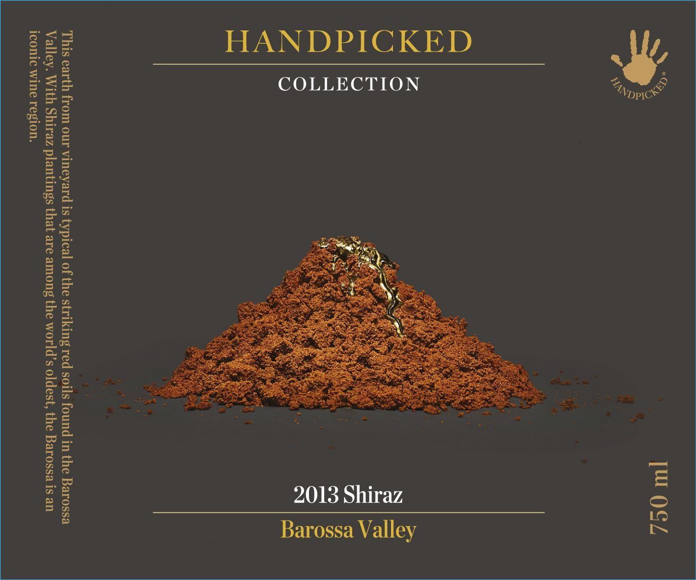 Handpicked Wines Collection Barossa Valley Shiraz 2013
