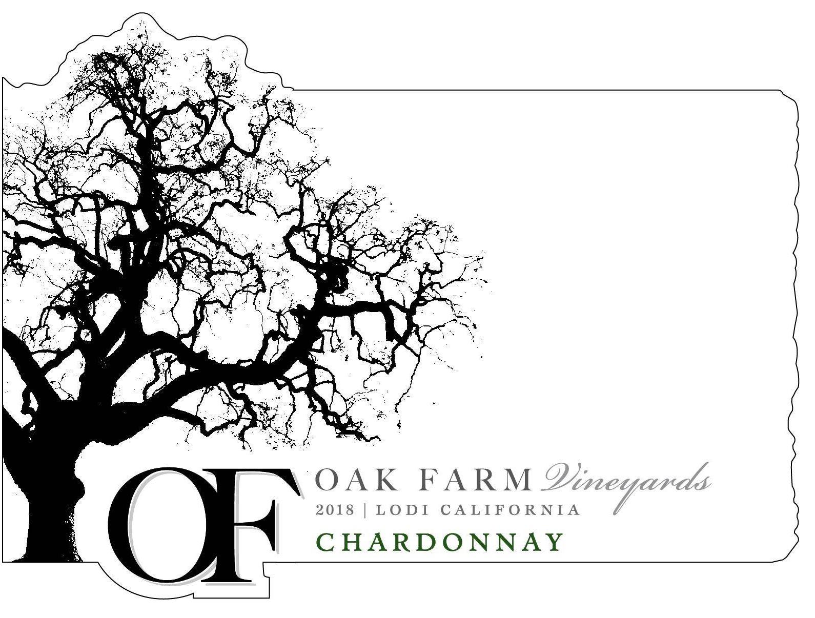 Oak Farm Chardonnay 2018