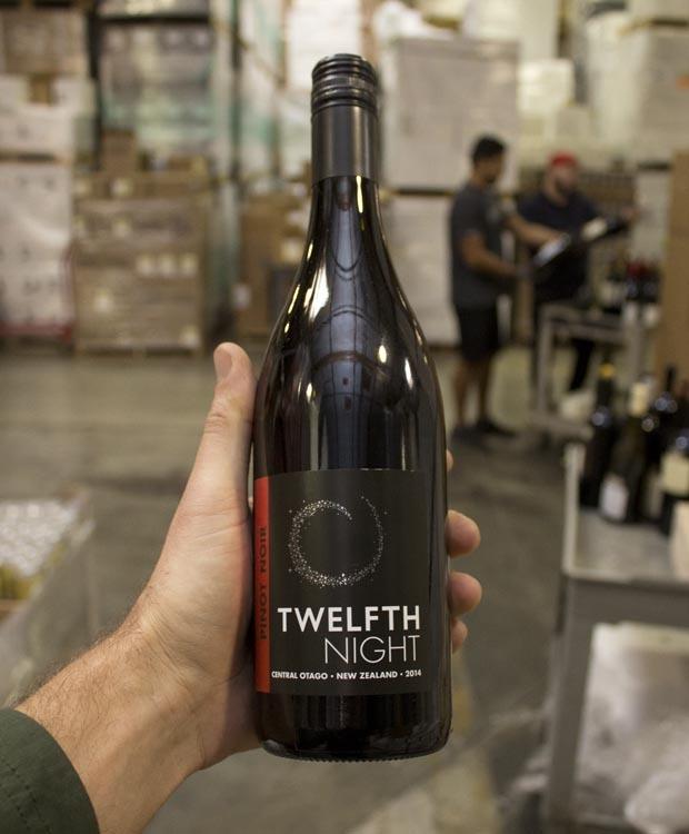 Twelfth Night Pinot Noir Central Otago 2014