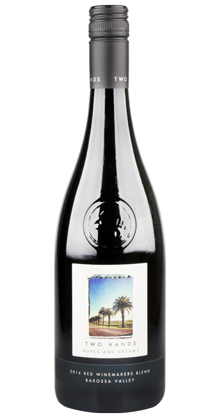 Two Hands Hopes and Dreams Red Blend 2016