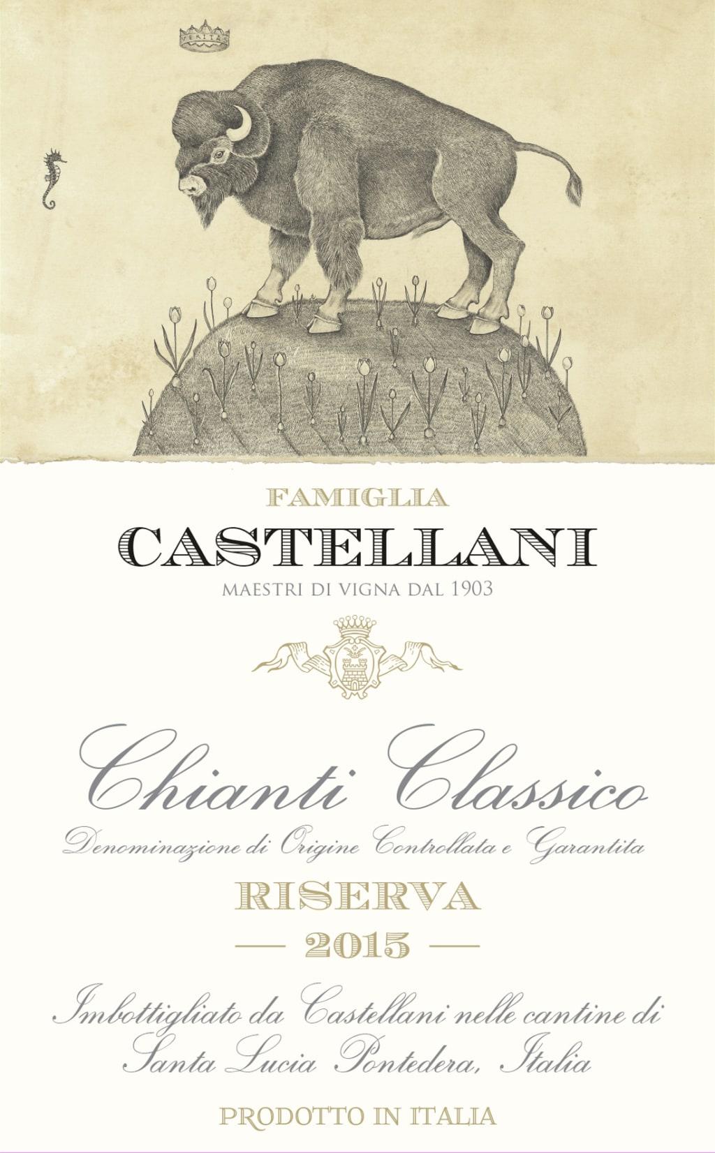 Castellani - Chianti Classico Riserva 2015