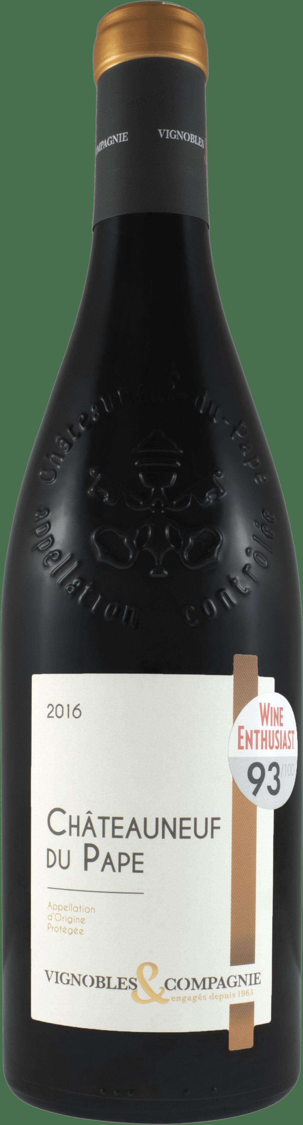2016 Vignobles & Compagnie Chateauneuf Du Pape