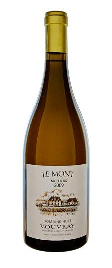 Domaine Huet - Vouvray Moelleux Le Mont 2009