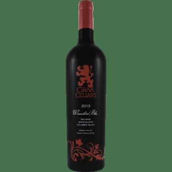 2013 Claar Cellars Winemaker's Bloc