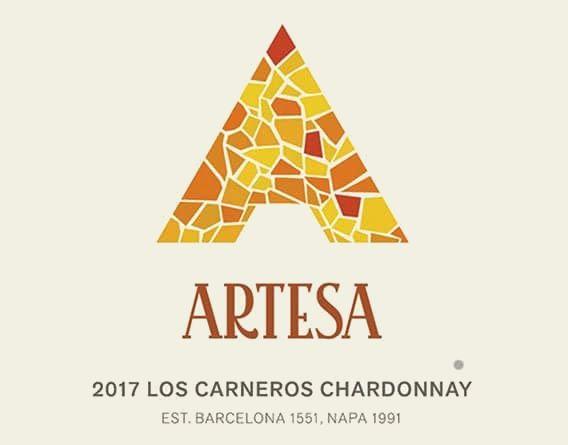 Artesa Carneros Chardonnay 2017