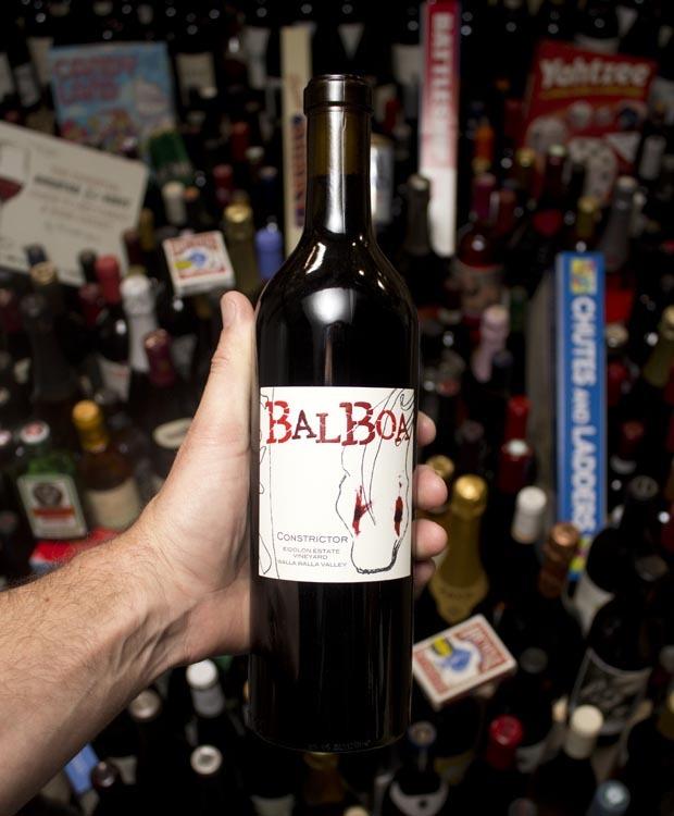 Balboa Constrictor Eidolon Estate Vineyard 2014