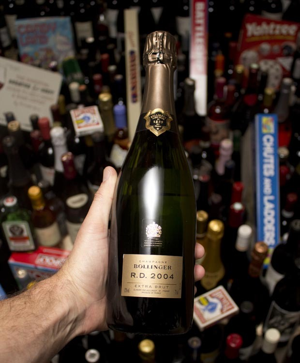 Bollinger R.D. Extra Brut Champagne 2004
