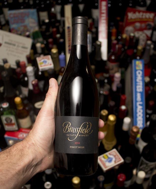 Brassfield High Serenity Ranch Pinot Noir 2014