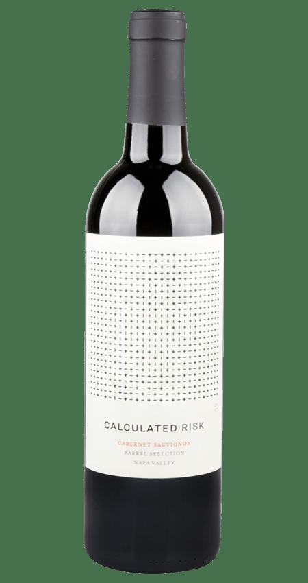 Calculated Risk Napa Valley Cabernet Sauvignon Barrel Selection 2017