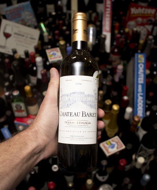 Chateau Baret Pessac-Leognan Blanc 2016
