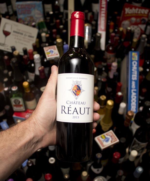 Chateau Reaut Bordeaux 2015
