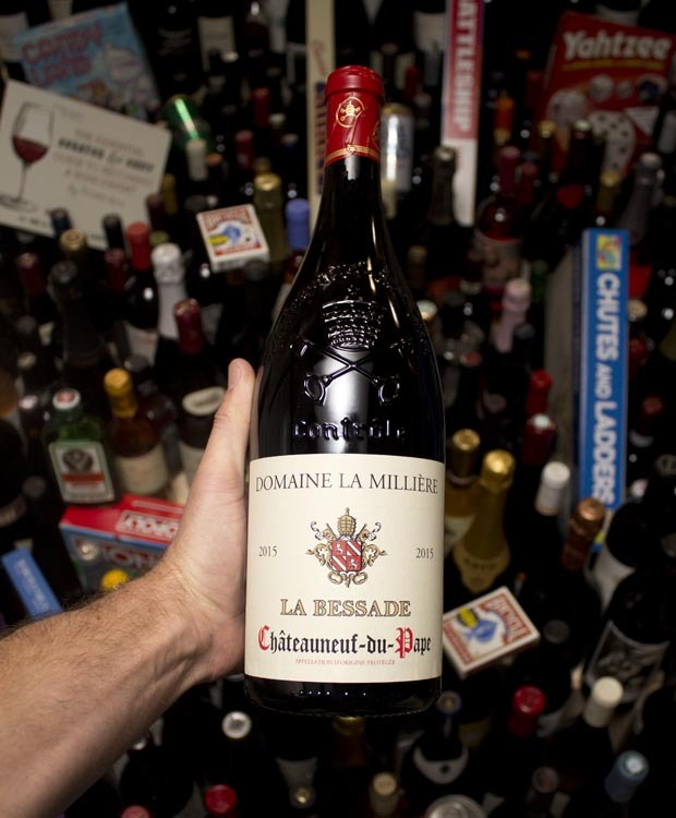Domaine de la Milliere Chateauneuf du Pape La Bessade 2015 Magnum 1.5L