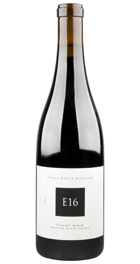 E16 Russian River Valley Hawks Roost Pinot Noir 2017