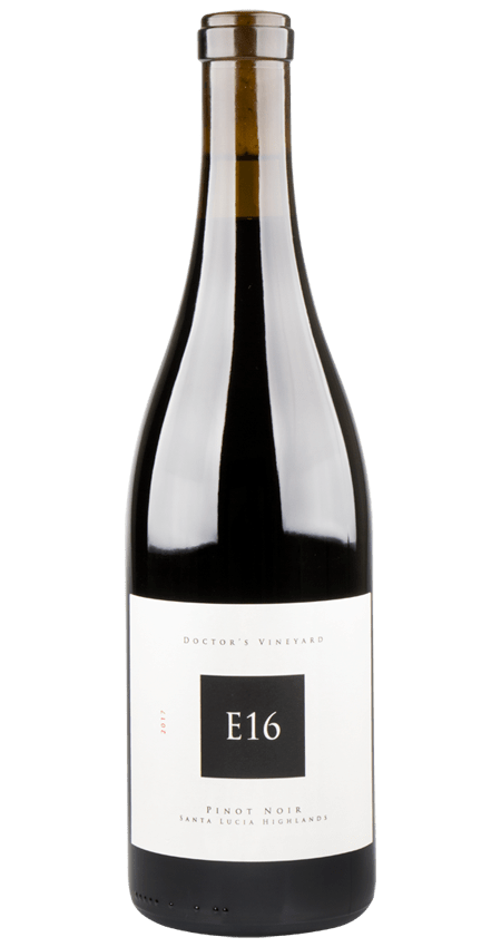 E16 Santa Lucia Highlands Pinot Noir Doctor's Vineyard 2017