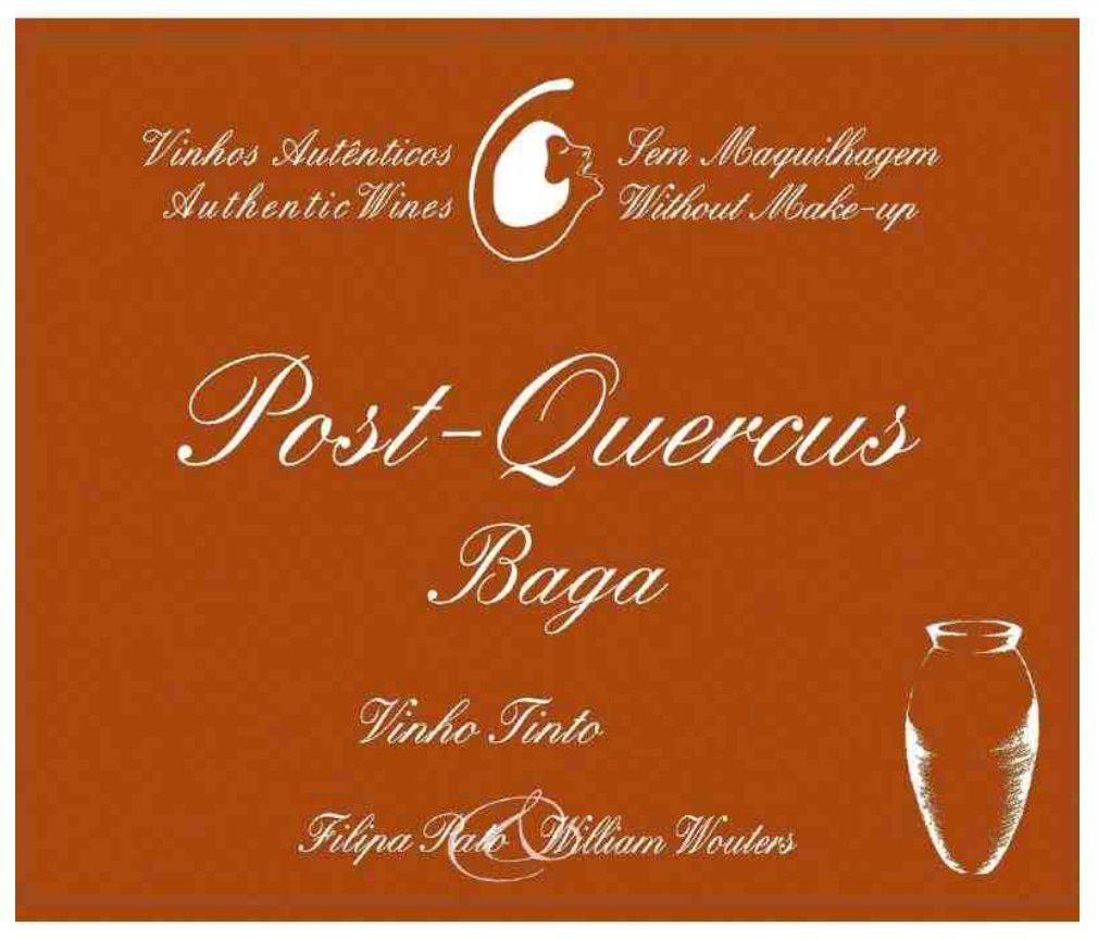 Filipa Pato Post-Quercus Baga Tinto (500ML bottle) 2017