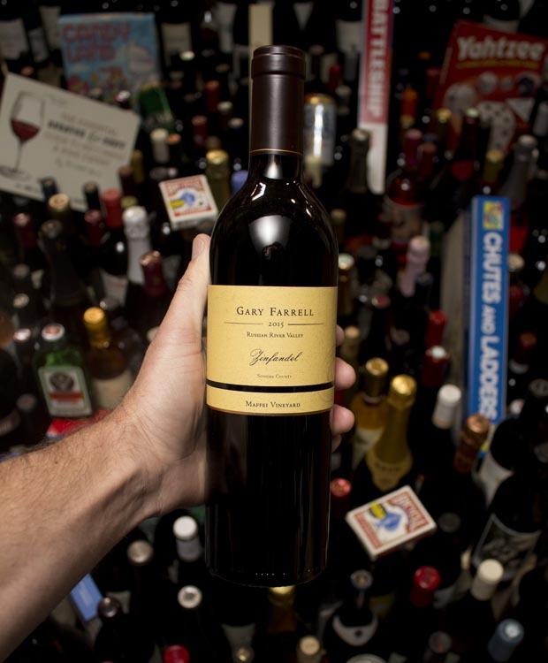 Gary Farrell Zinfandel Maffei Vineyard 2015