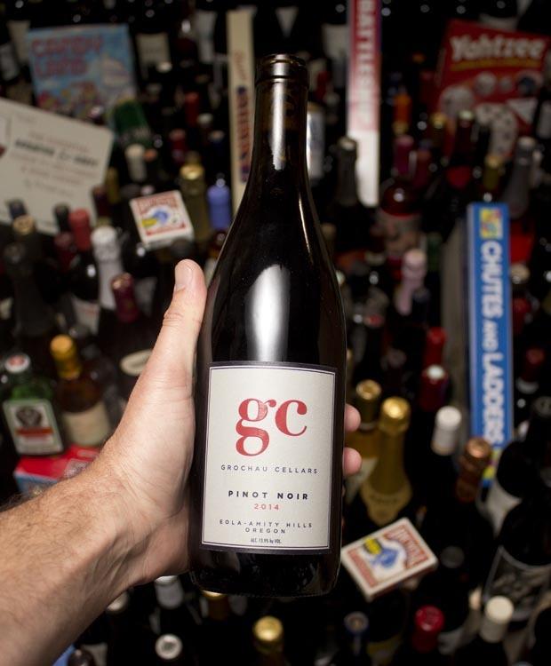 Grochau Cellars Eola-Amity Hills Pinot Noir 2014