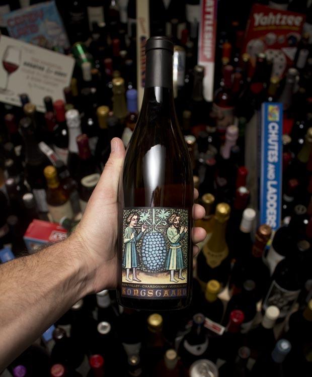 Kongsgard Chardonnay Napa Valley 2017