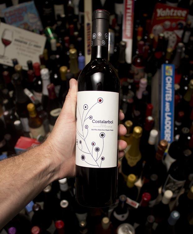 Las Cepas Costalarbol Rioja 2017