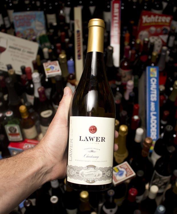 Lawer Estates Chardonnay Knights Valley 2015